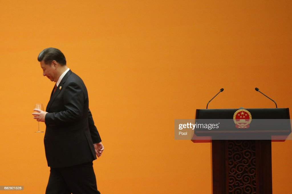 Belt And Road Forum For International Cooperation : News Photo