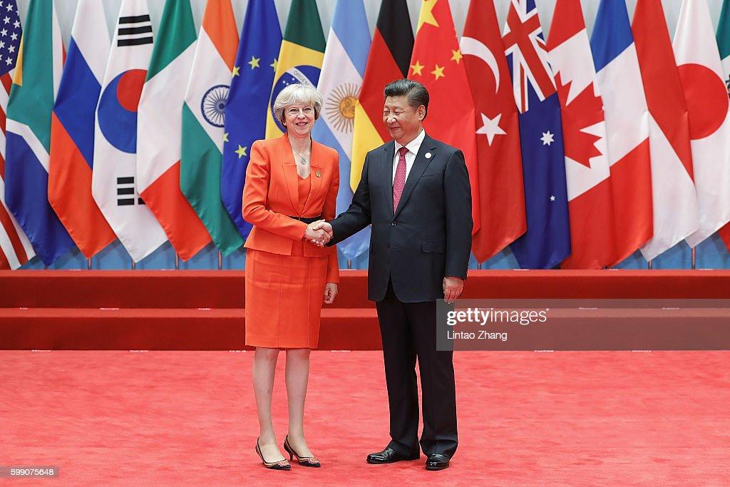 2016 G20 State Leaders Hangzhou Summit : News Photo