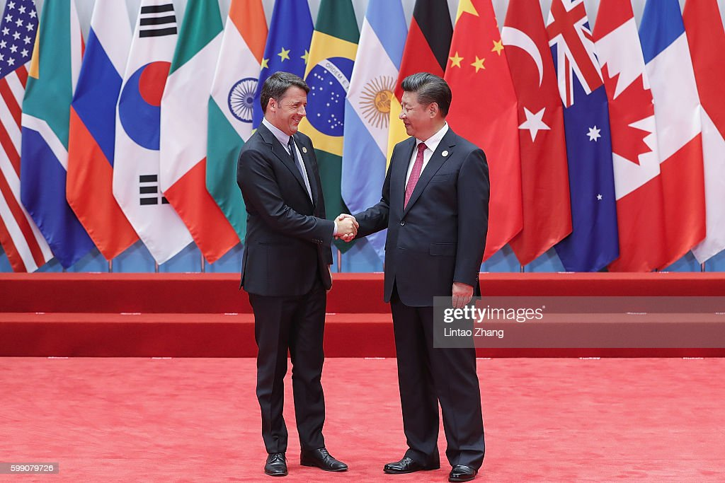 2016 G20 State Leaders Hangzhou Summit : News Photo