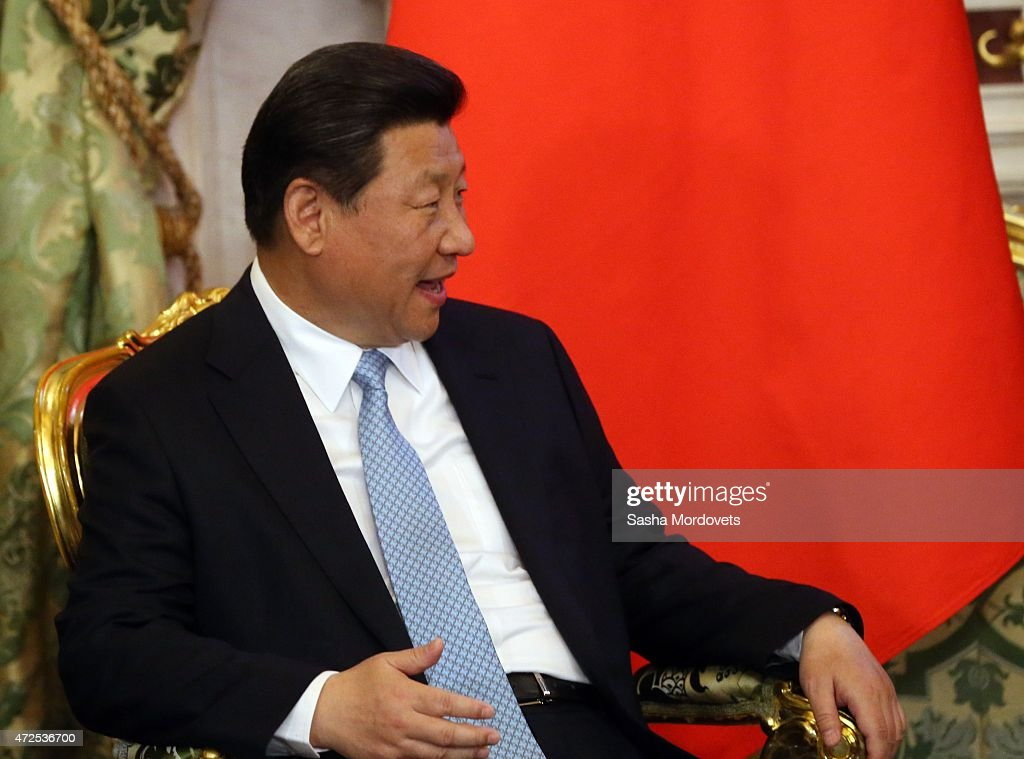 Chinese President Xi Jinping Visits Russia : News Photo