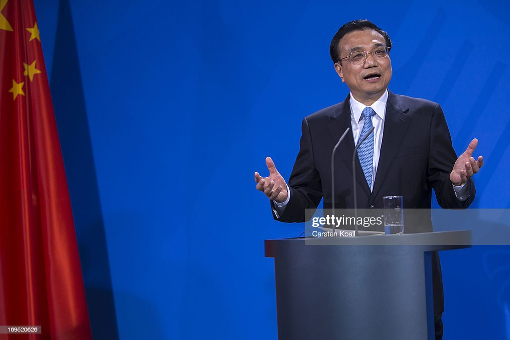 Chinese Prime Minister Li Keqiang Visits Germany