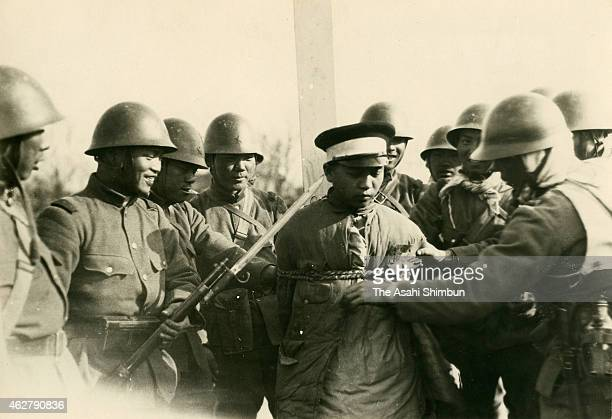 Imperial Japanese Army Stock Photos and Pictures | Getty ...