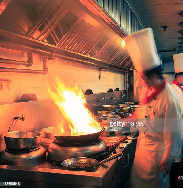 中国料理レストランのお料理