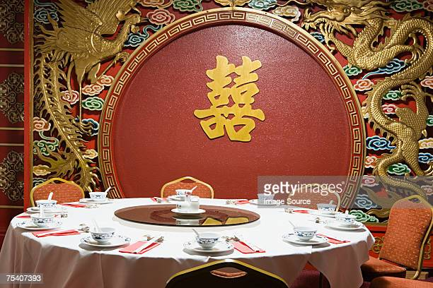 chinese restaurant - chinese language stock pictures, royalty-free photos & images