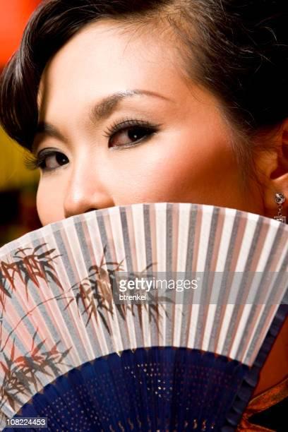 Chinese retro singer