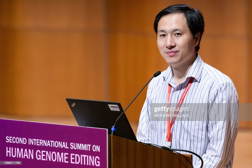 HONG KONG-CHINA-SCIENCE-GENETICS-RESEARCH-ETHICS : News Photo
