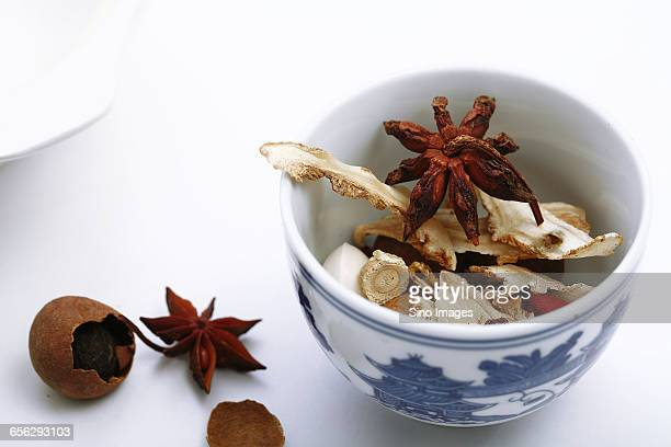 Chinese Seasoning Soup