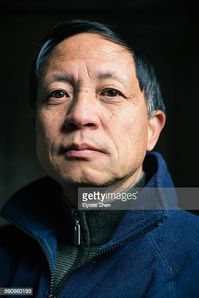 Chinese Senior adult