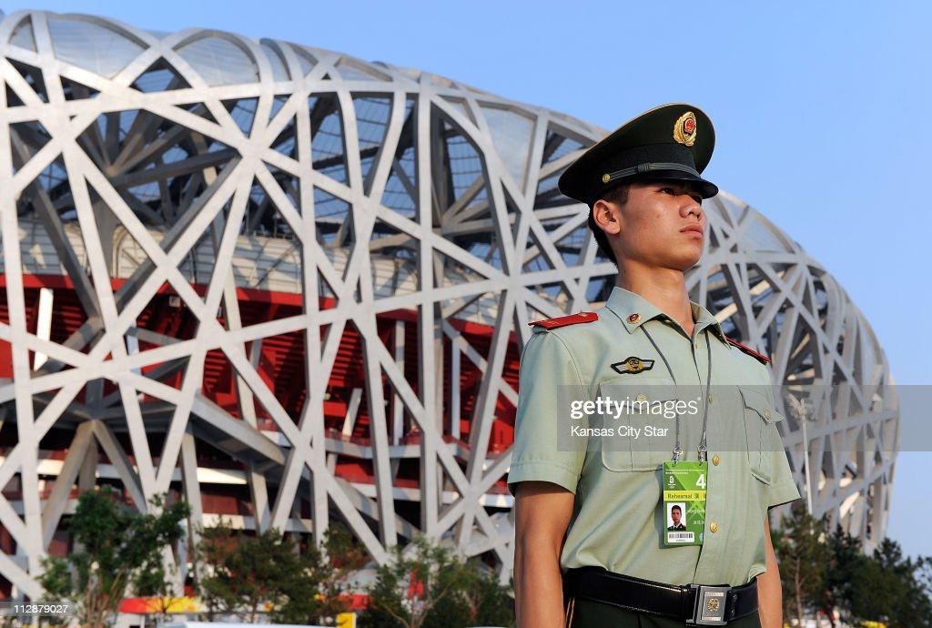 CHINA-OLY-OPENING : News Photo