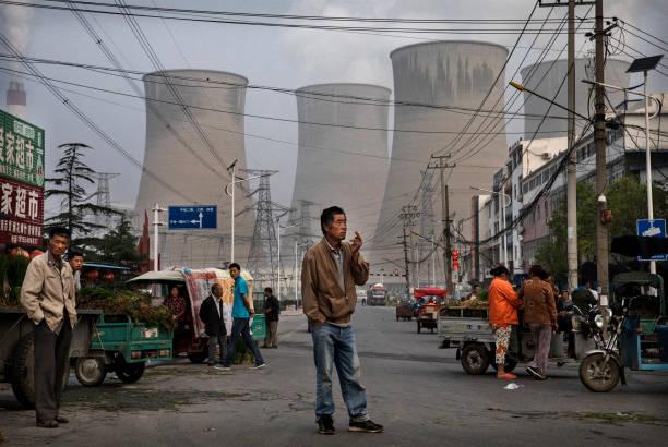 Huainan, China
