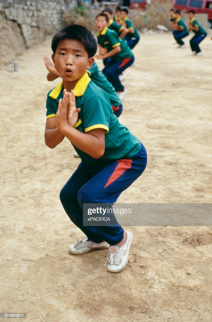 Kung Fu Fighting High-Res Stock Photo - Getty Images