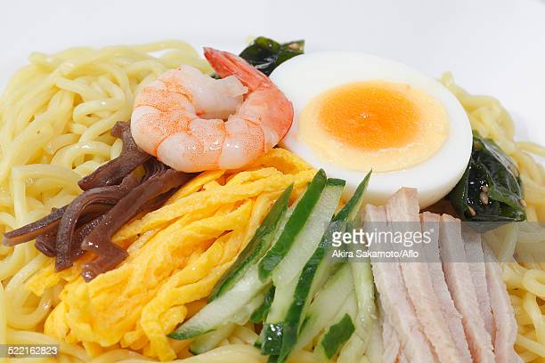 Chinese style cold noodles