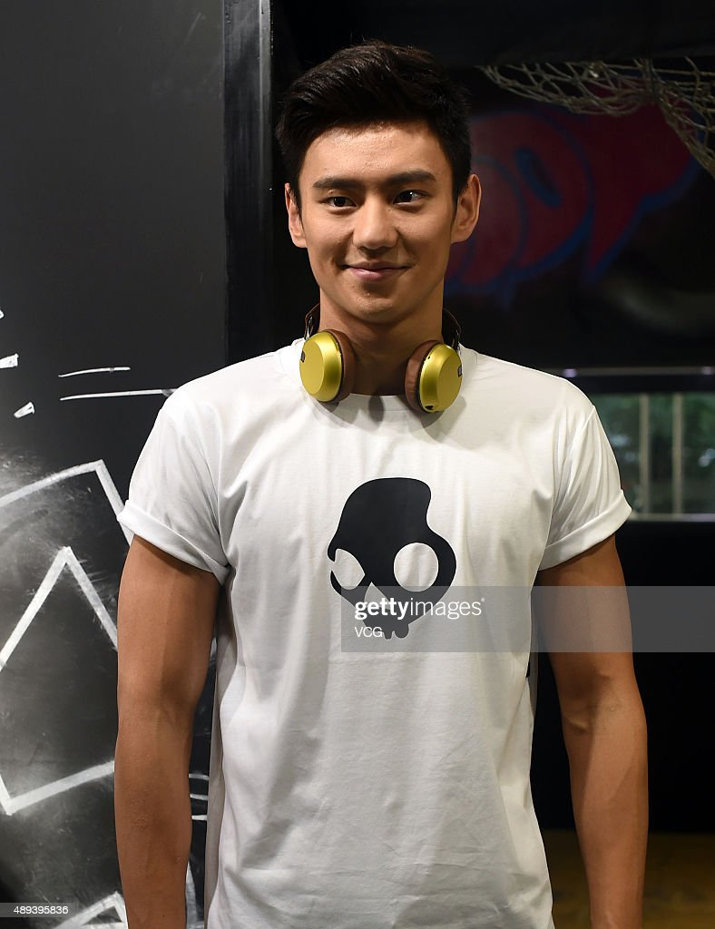 Ning Zetao Attends Commercial Event In Shanghai