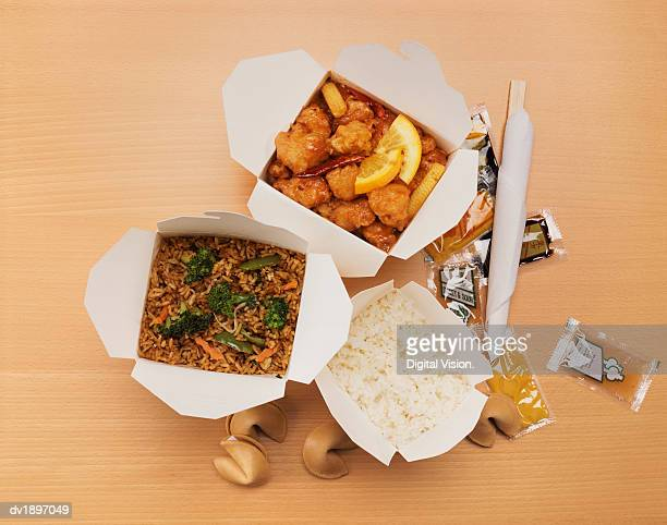 chinese take away - take away food stock pictures, royalty-free photos & images