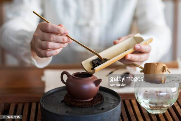 chinese tea ceremon - ceremony stock pictures, royalty-free photos & images