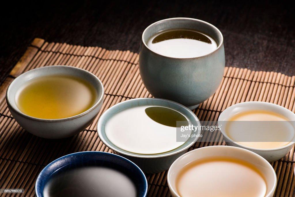 Chinese tea Ceremon : Stock Photo