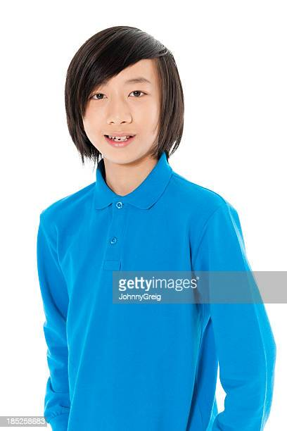 Chinese Teenage Boy
