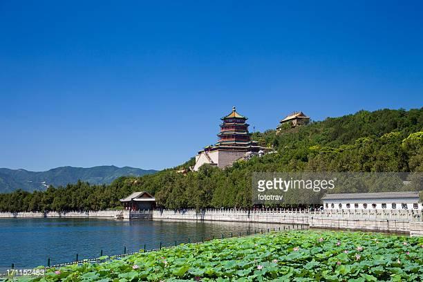 Chinese Temple at Beijing Summer Palace, China