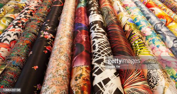 Chinese traditional silk rolls