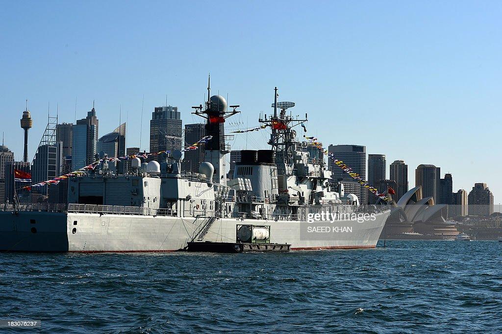 AUSTRALIA-NAVY-MILITARY : News Photo