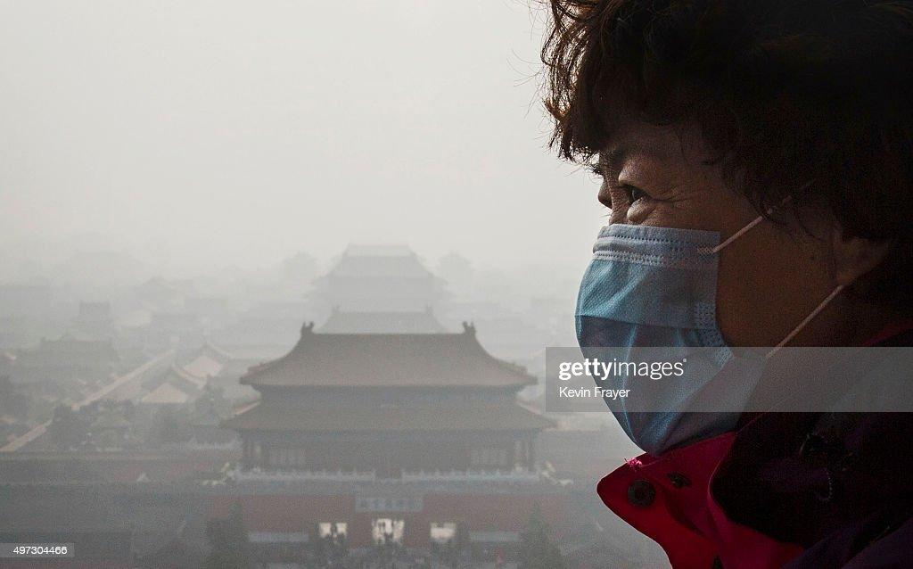 China Daily Life - Pollution : News Photo
