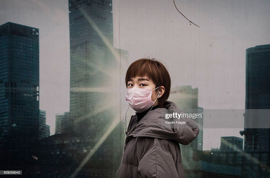 China Pollution : Nachrichtenfoto