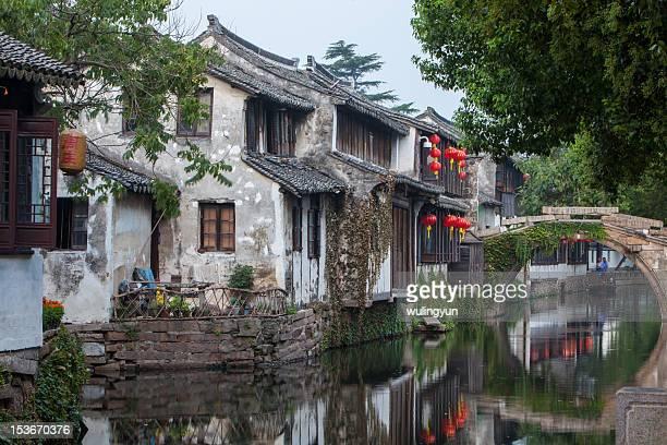 Chinese Zhouzhuang water town