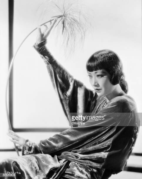 ChineseAmerican film star Anna May Wong