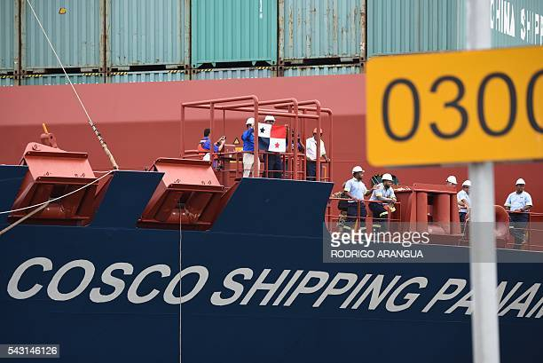 60 Top Cosco Shipping Pictures, Photos, & Images - Getty Images