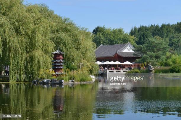 Chinesischer Garten Stock Photos And Pictures