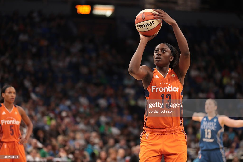 Connecticut Sun v Minnesota Lynx