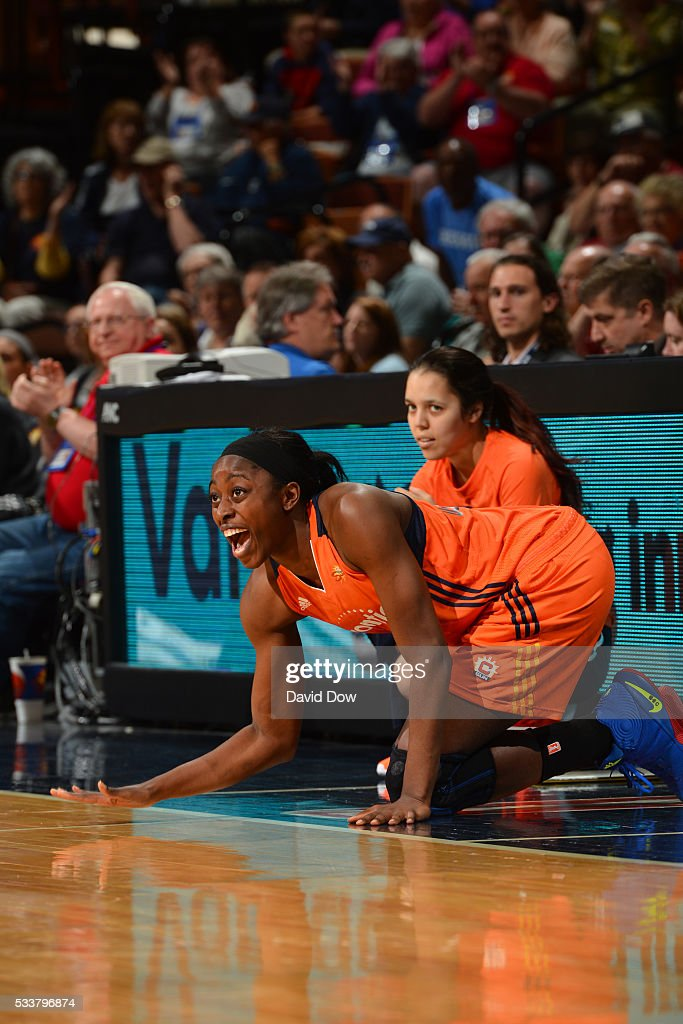 Washington Mystics v Connecticut Sun
