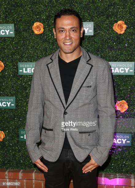 Chino Lopez at Debbie Reynolds Legacy Studios Grand Opening at Debbie Reynolds Legacy Studios on February 10 2018 in North Hollywood California