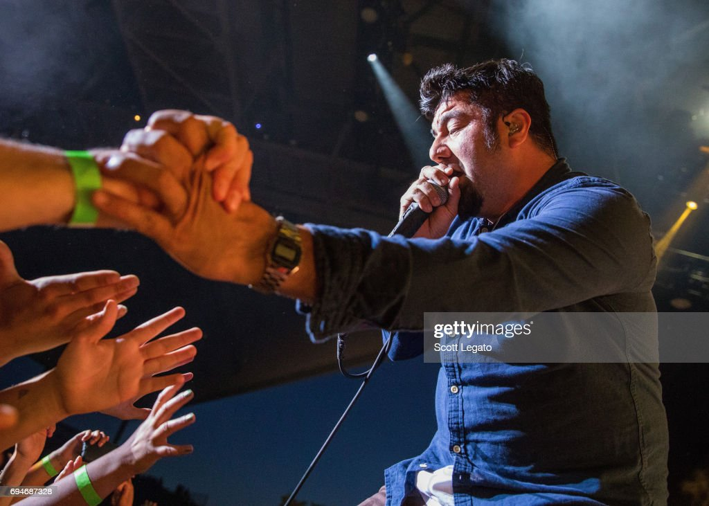 Deftones In Concert - Sterling Heights, Michigan