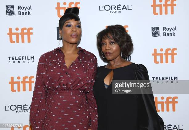 Chinonye Chukwu and Alfre Woodard attend the Clemency premiere during the 2019 Toronto International Film Festival at Roy Thomson Hall on September...