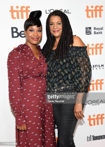 Chinonye Chukwu and Kathryn Bostic attend the Clemency premiere during the 2019 Toronto International Film Festival at Roy Thomson Hall on September...