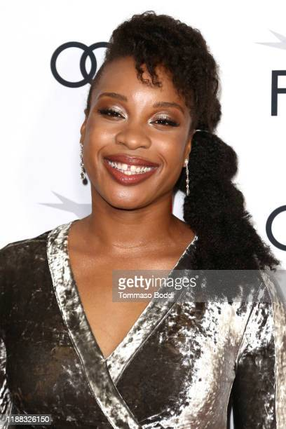 Chinonye Chukwu attends the AFI FEST 2019 Presented By Audi – Clemency Premiere at TCL Chinese 6 Theatres on November 17 2019 in Hollywood California