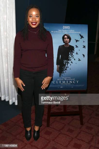 Chinonye Chukwu attends the Film Independent Spirit Awards Screening Series Presents Clemency at ArcLight Culver City on January 12 2020 in Culver...