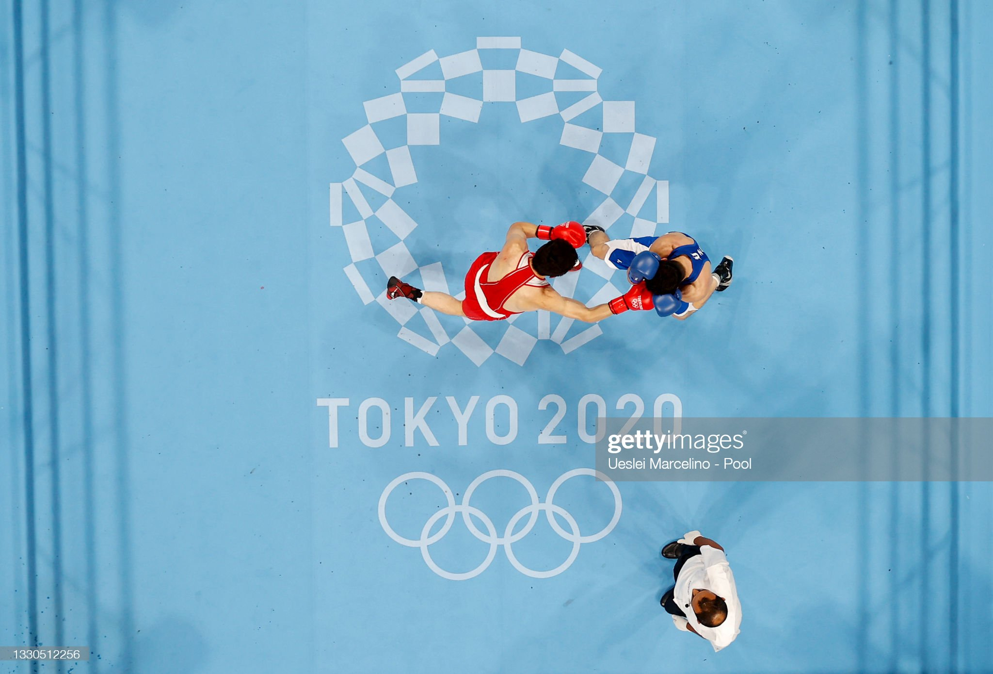 Boxing - Olympics: Day 2 : News Photo