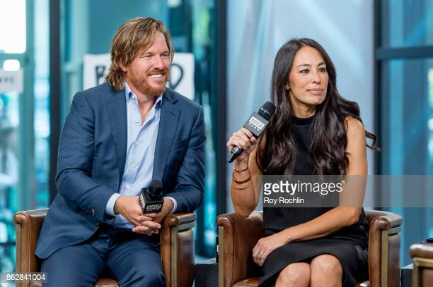 Chip and Joanna Gaines discuss Capital Gaines Smart Things I Learned Doing Stupid Stuff and the ending of the show Fixer Upper with the Build Series...