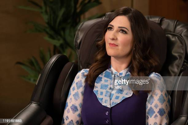 PLACE A Chip Driver Mystery Episode 406 Pictured D'Arcy Carden as Janet