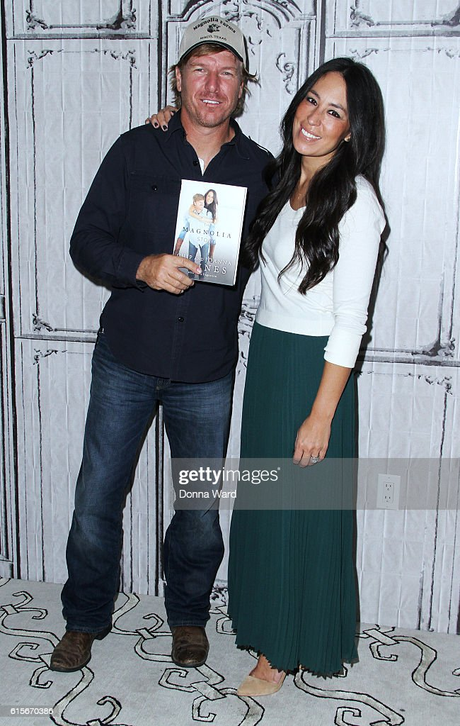 Chip Gaines And Joanna Gaines Appear To Promote The Magnolia Story
