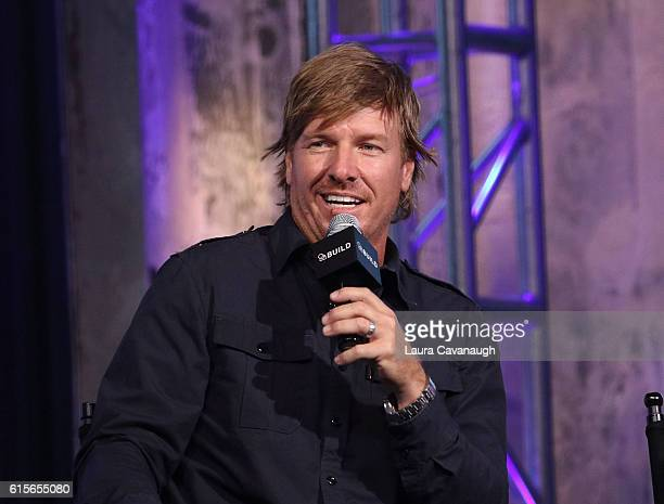 """Chip Gaines attends The Build Series to discuss """"The Magnolia Story"""" at AOL HQ on October 19, 2016 in New York City."""