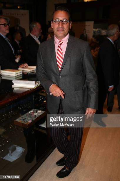 Chip Kidd attends The launch of True Prep at Brooks Brothers on September 14 2010 in New York