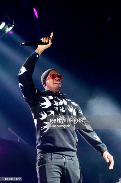 Chip performs at O2 Academy Brixton on November 1 2019 in London England