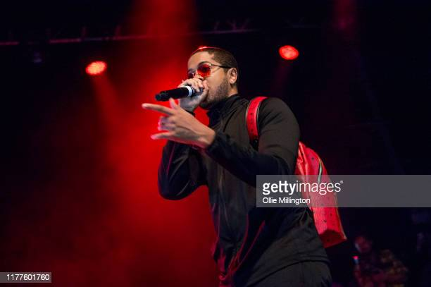 Chip performs during the A Life Of Grime Show at O2 Forum Kentish Town on September 27 2019 in London England