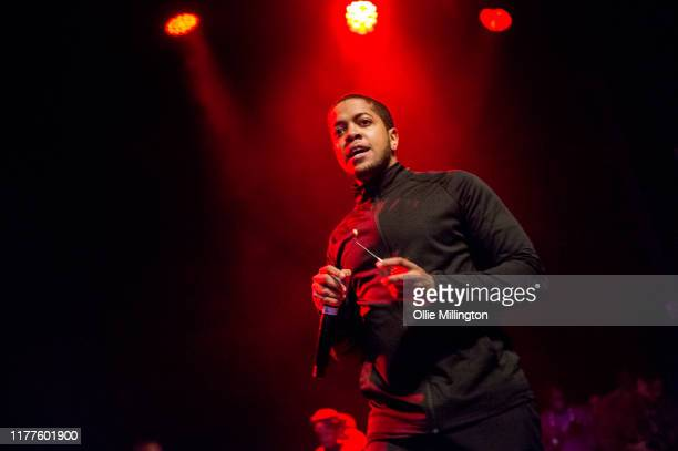 September 27: Chip performs during the A Life Of Grime Show at O2 Forum Kentish Town on September 27, 2019 in London, England.