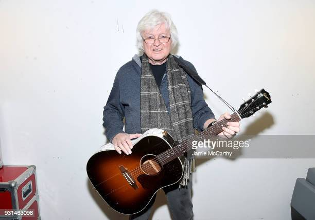 Chip Taylor visits SiriusXMat SiriusXM Studios on March 13 2018 in New York City