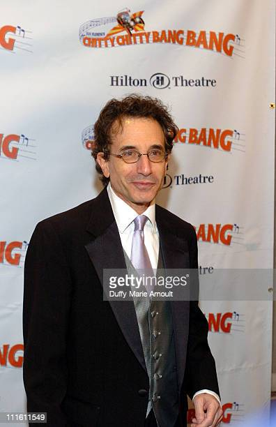 """Chip Zien during """"Chitty Chitty Bang Bang"""" Broadway Opening Night - Curtain Call and After Party at The Hilton Theatre and Hilton New York Hotel..."""