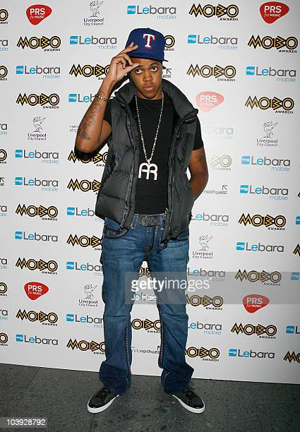 Chipmunk attends the Mobo Awards Launch at the Mayfair Hotel on September 8 2010 in London England